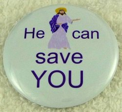 He can save you