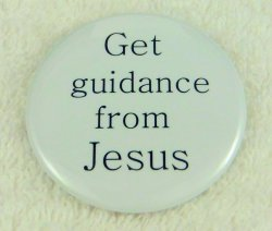 Get guidance from Jesus