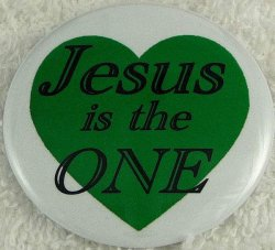 Jesus is the one