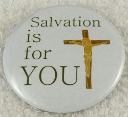 Salvation is for you