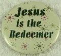 Jesus is the Redeemer
