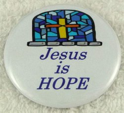 Jesus is hope