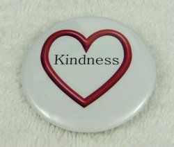 Kindness open heart