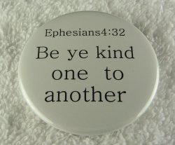 Be ye kind one to another