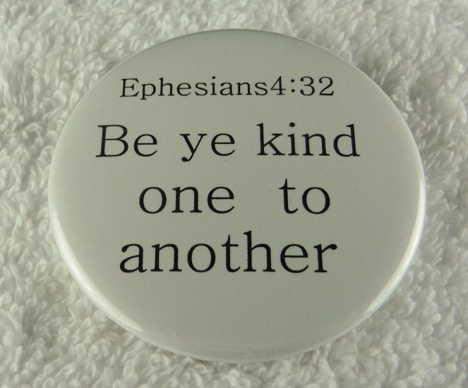 Be ye kind one to another - Click Image to Close