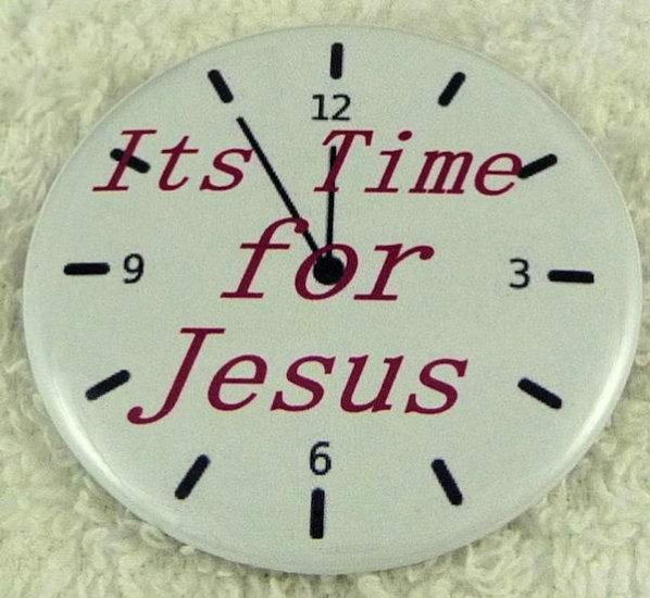 Its time for Jesus - Click Image to Close