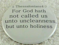 For God hath not called